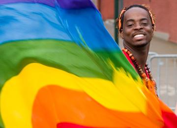 Rainbow Flag Gay Pride